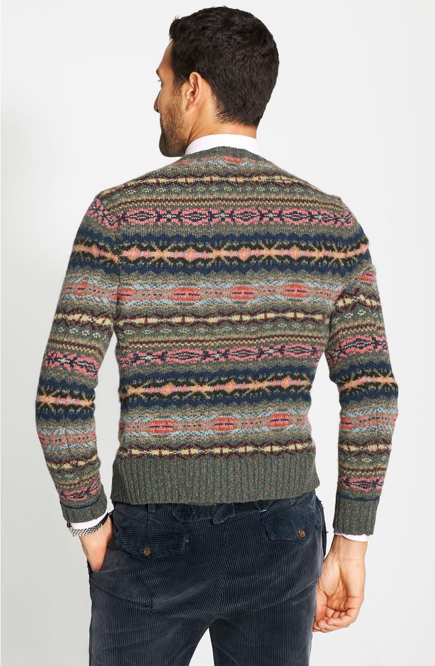Polo Ralph Lauren Fair Isle Sweater | Nordstrom