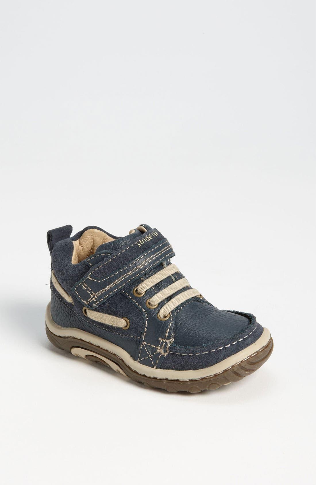 Alternate Image 1 Selected - Stride Rite 'Toby' Sneaker (Baby, Walker & Toddler)
