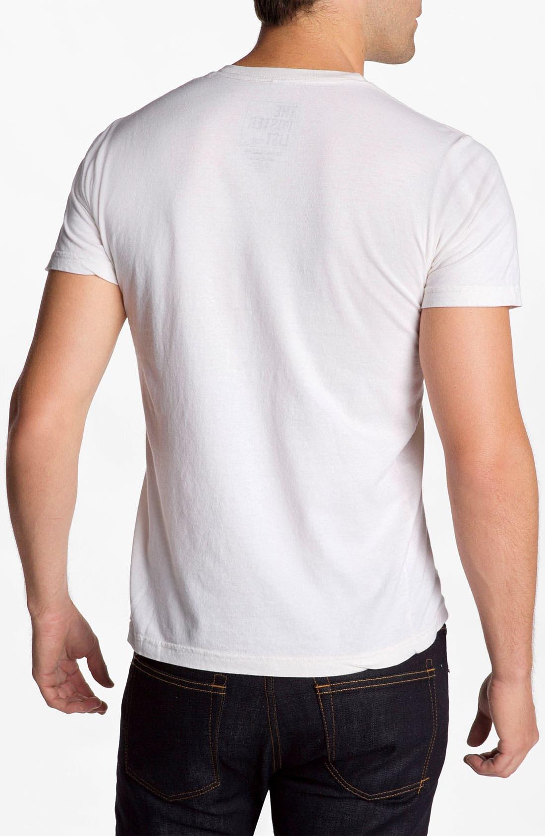 Alternate Image 2  - The Poster List 'Surf Fan' T-Shirt