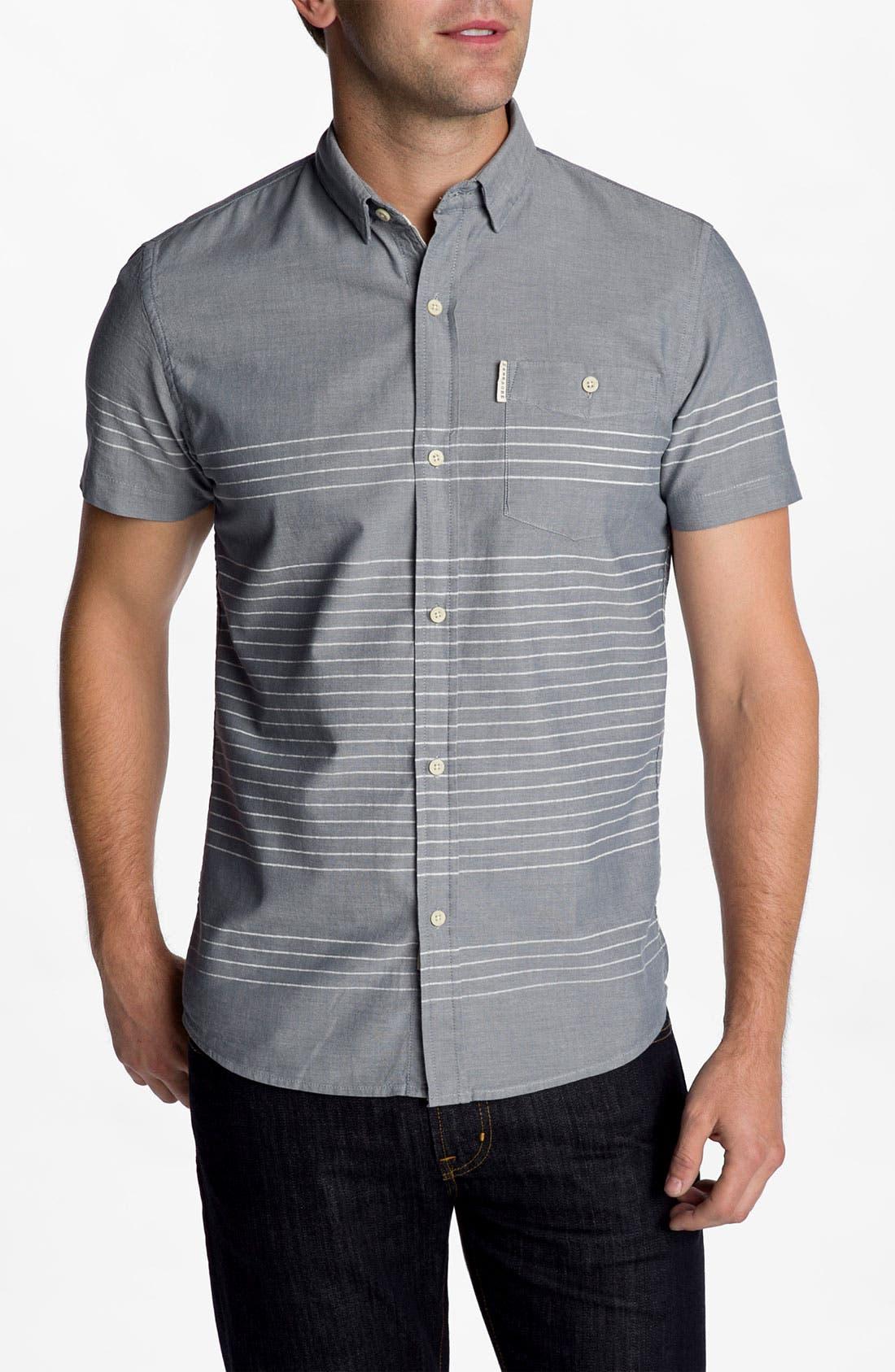Alternate Image 1 Selected - Zanerobe 'Flynn' Woven Shirt
