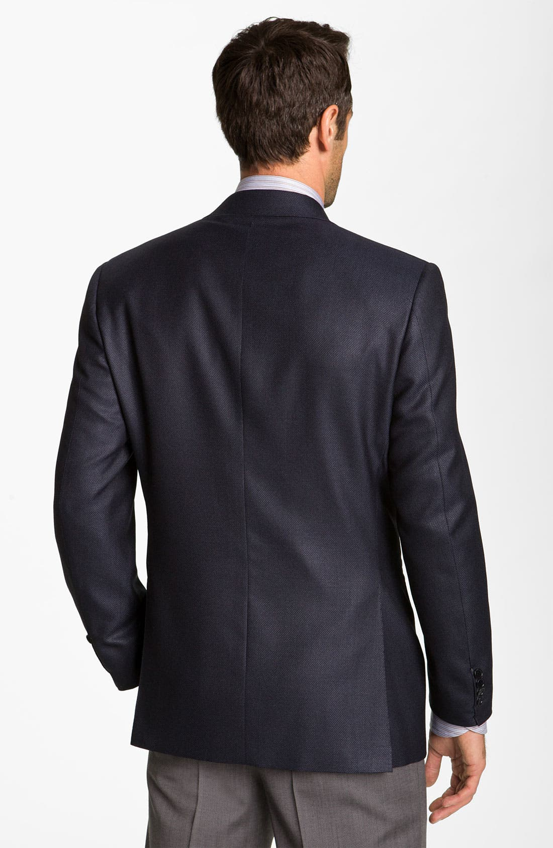 Alternate Image 2  - Canali Silk Blend Sportcoat