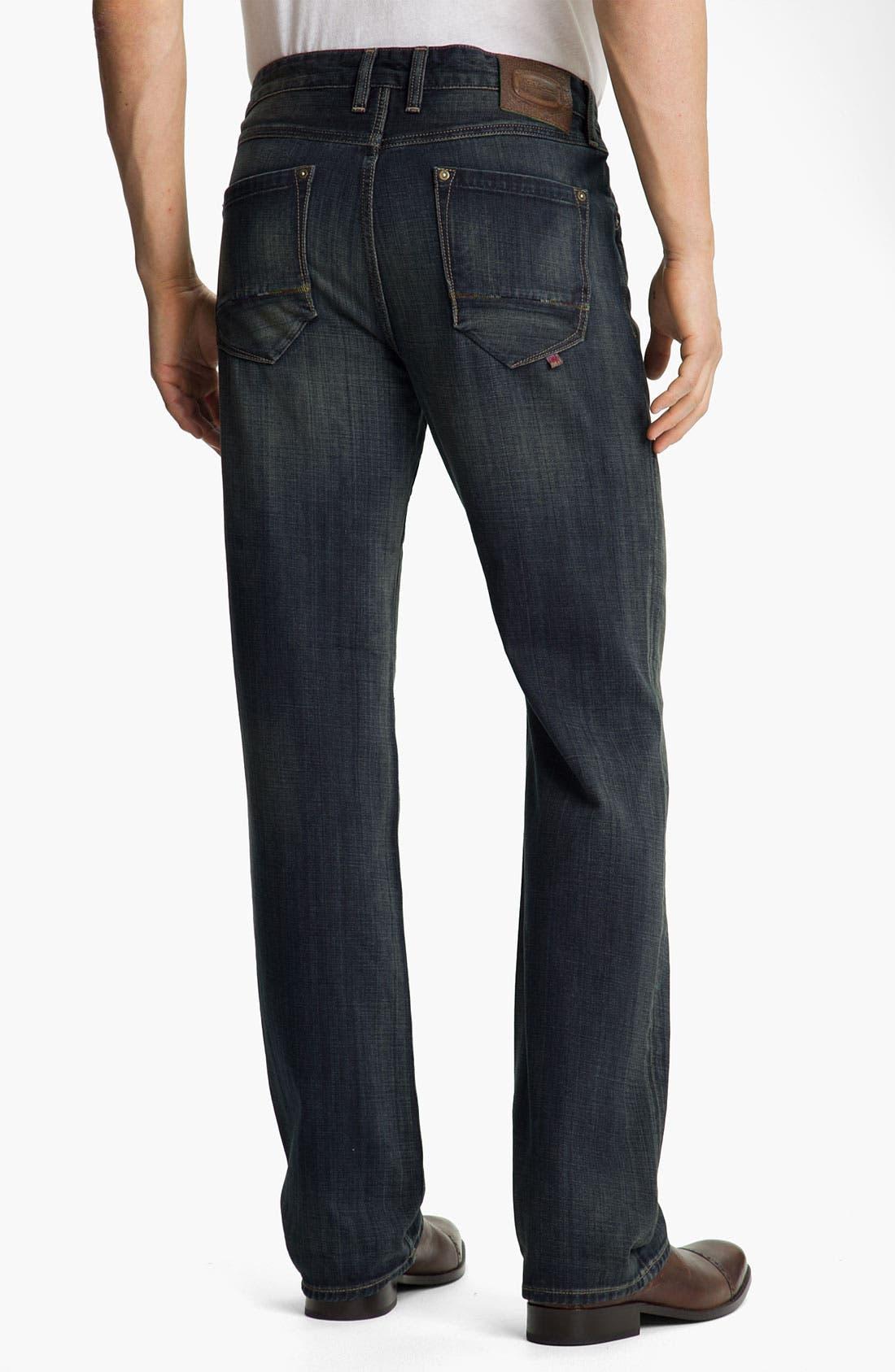 Alternate Image 2  - Robert Graham Jeans 'Orion' Straight Leg Jeans (Indigo)