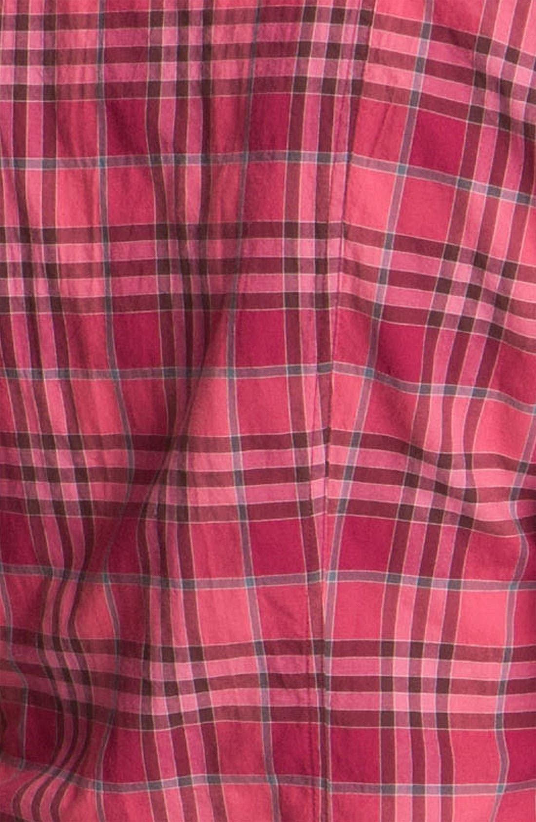 Alternate Image 3  - Burberry Brit Woven Check Shirt
