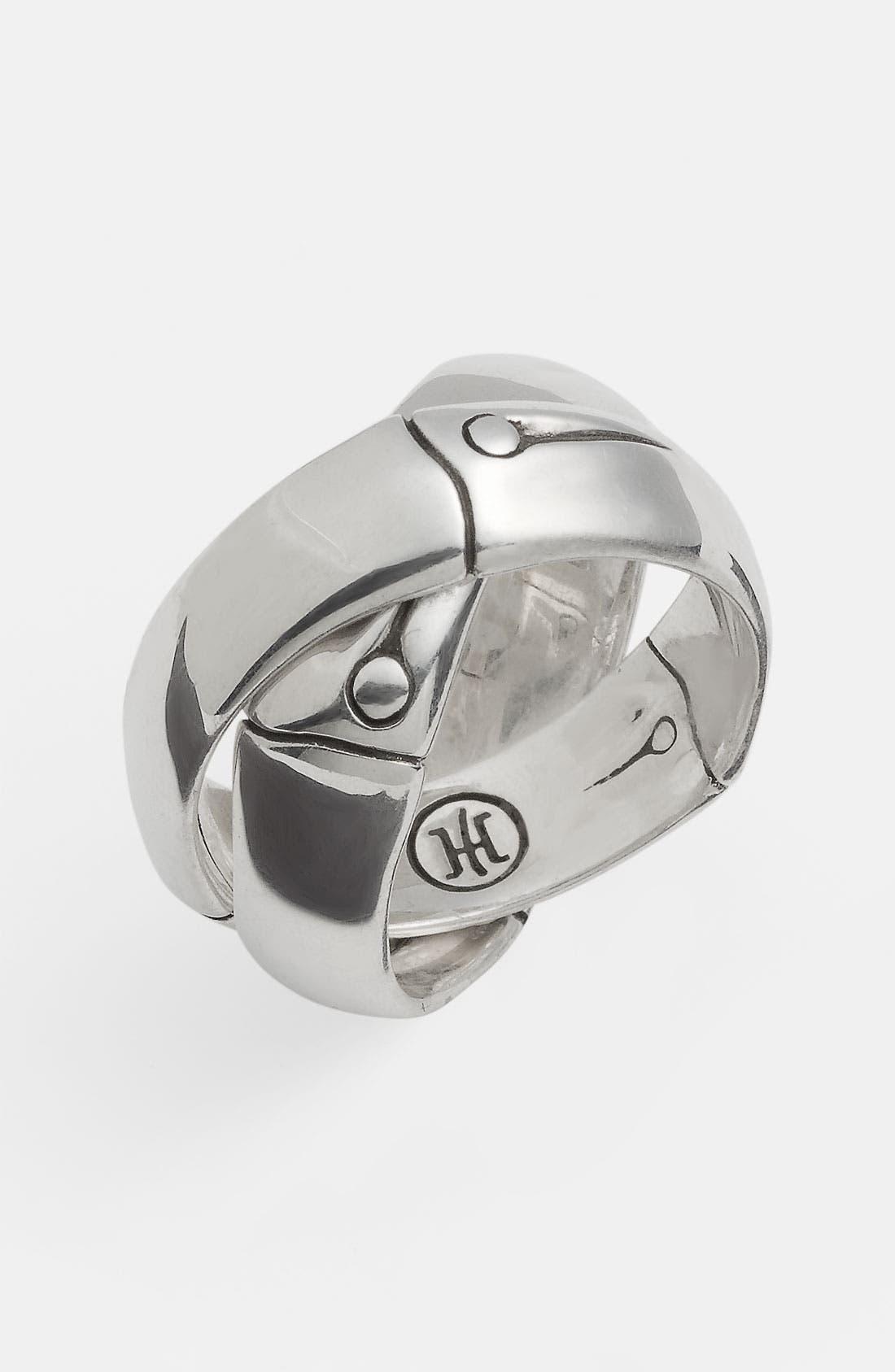 Alternate Image 1 Selected - John Hardy 'Bamboo' Interlocking Ring