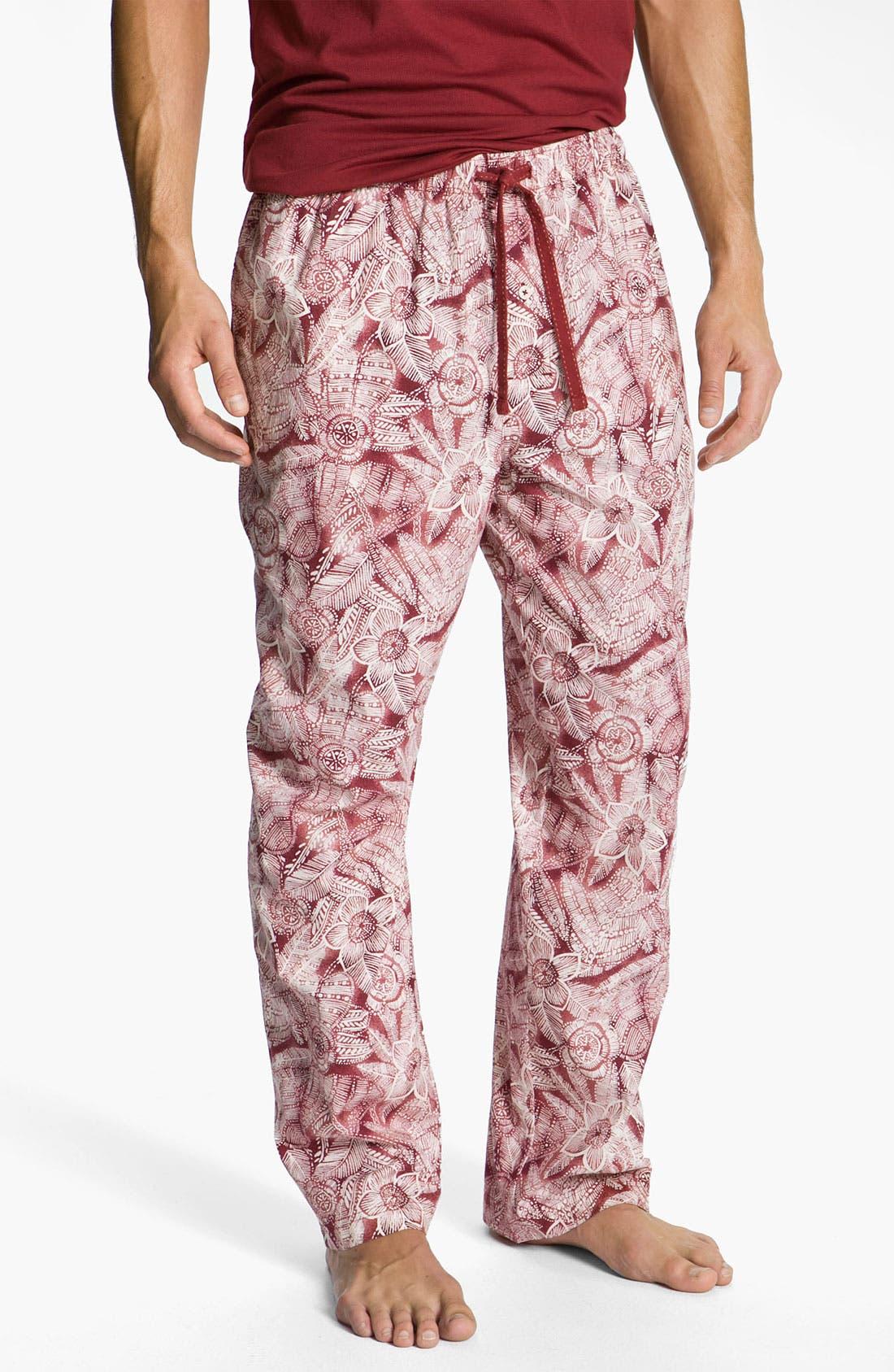 Alternate Image 1 Selected - Tommy Bahama 'Batik' Lounge Pants
