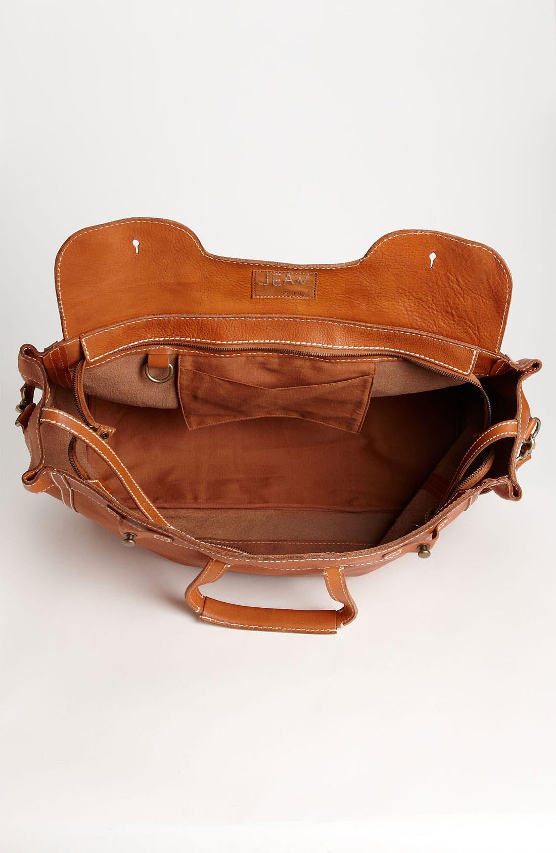 Alternate Image 3  - Jean Shop 'Signature' Bag