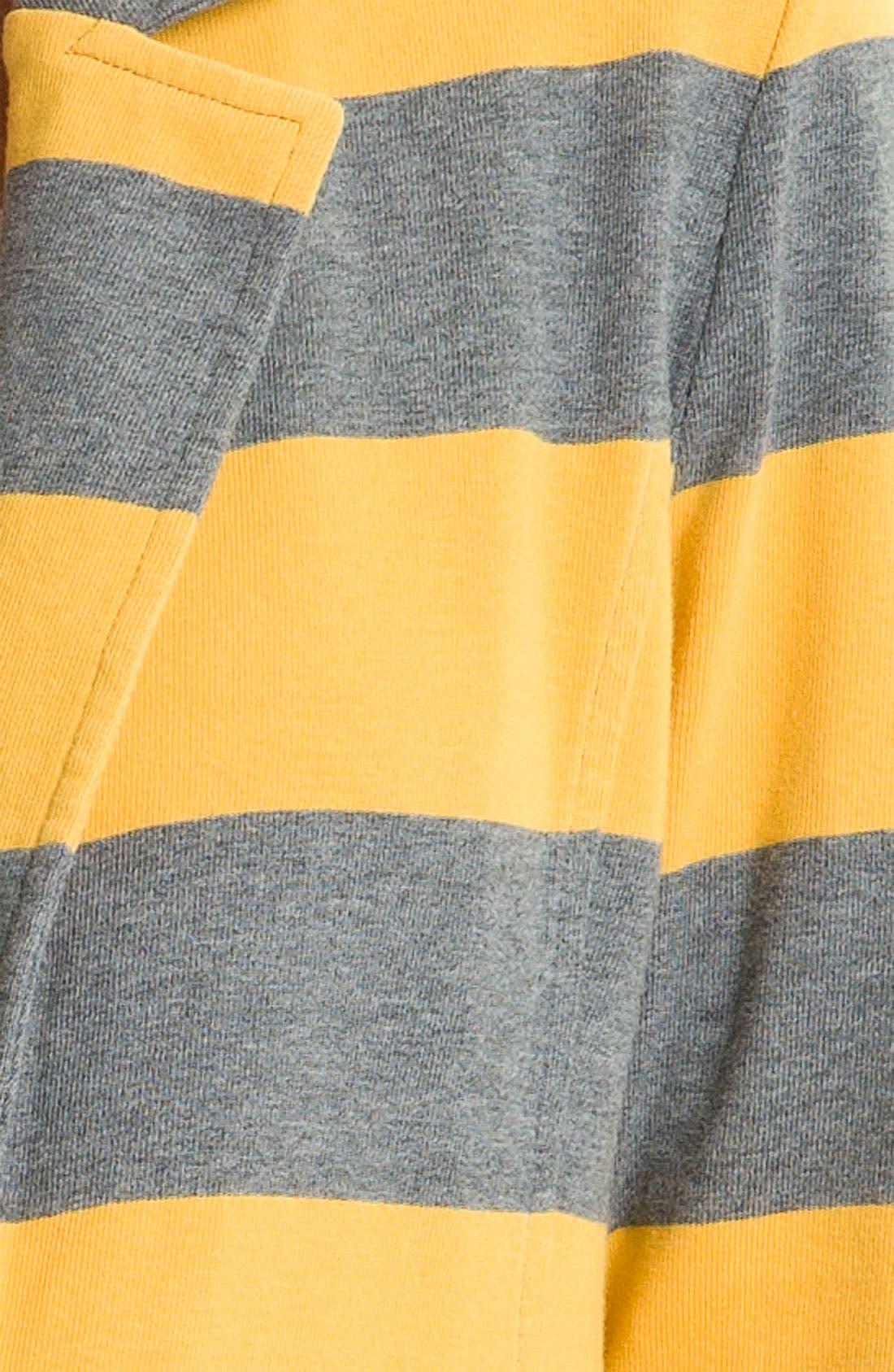 Alternate Image 3  - Caslon® Stripe Knit Blazer