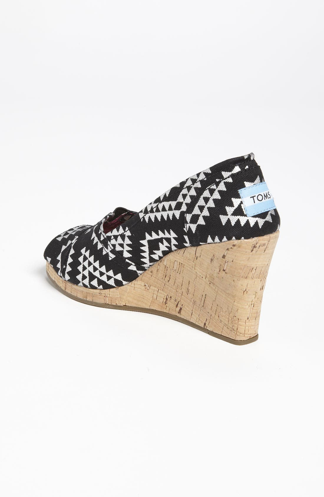 Alternate Image 2  - TOMS 'Reina' Wedge (Women)