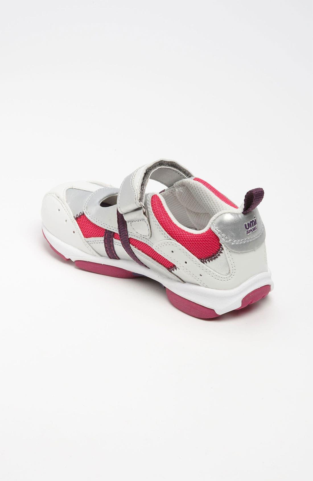 Alternate Image 2  - Umi 'Juli' Sneaker (Toddler, Little Kid & Big Kid)