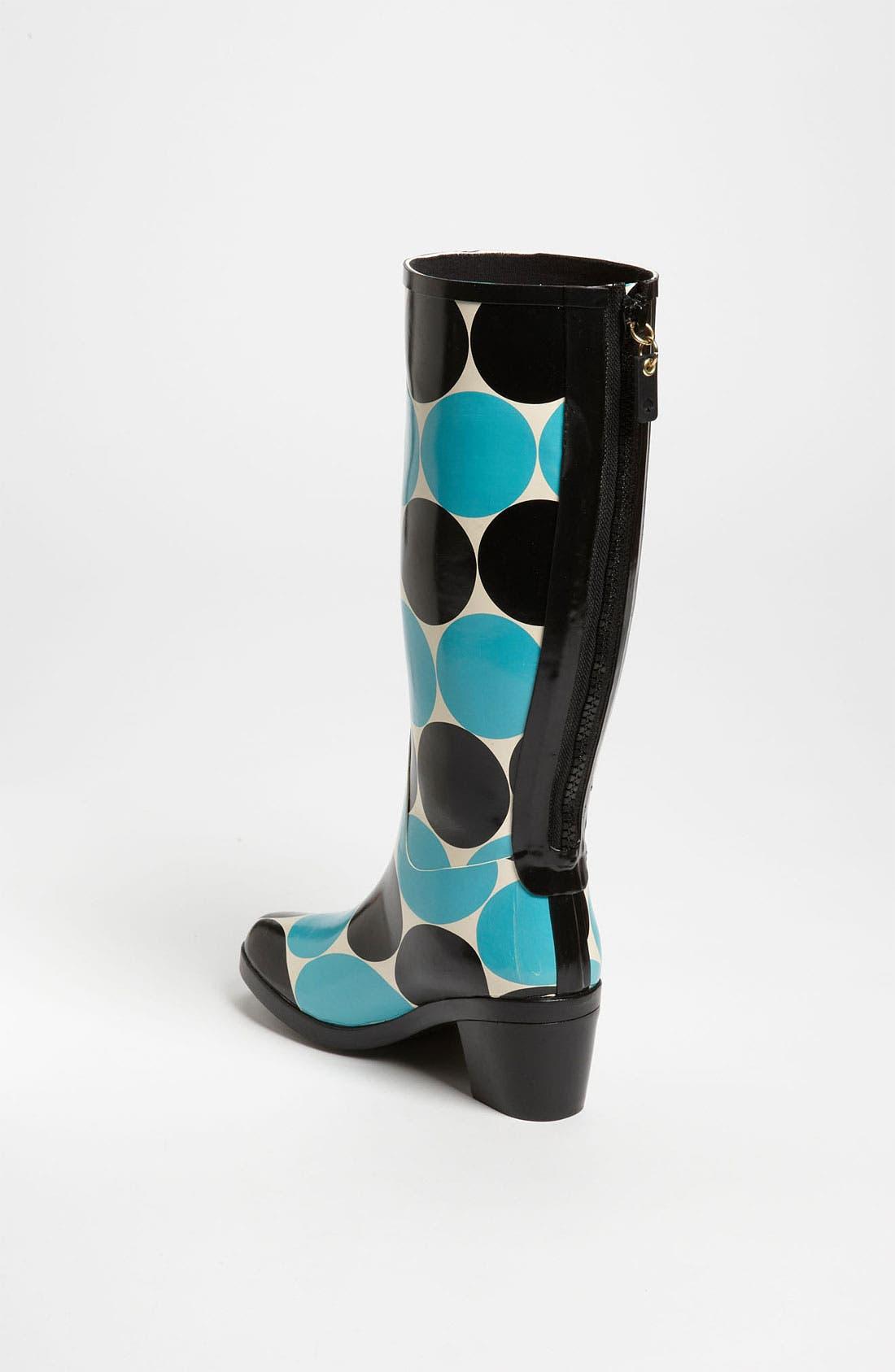 Alternate Image 2  - kate spade new york 'rainey' rain boot (women)