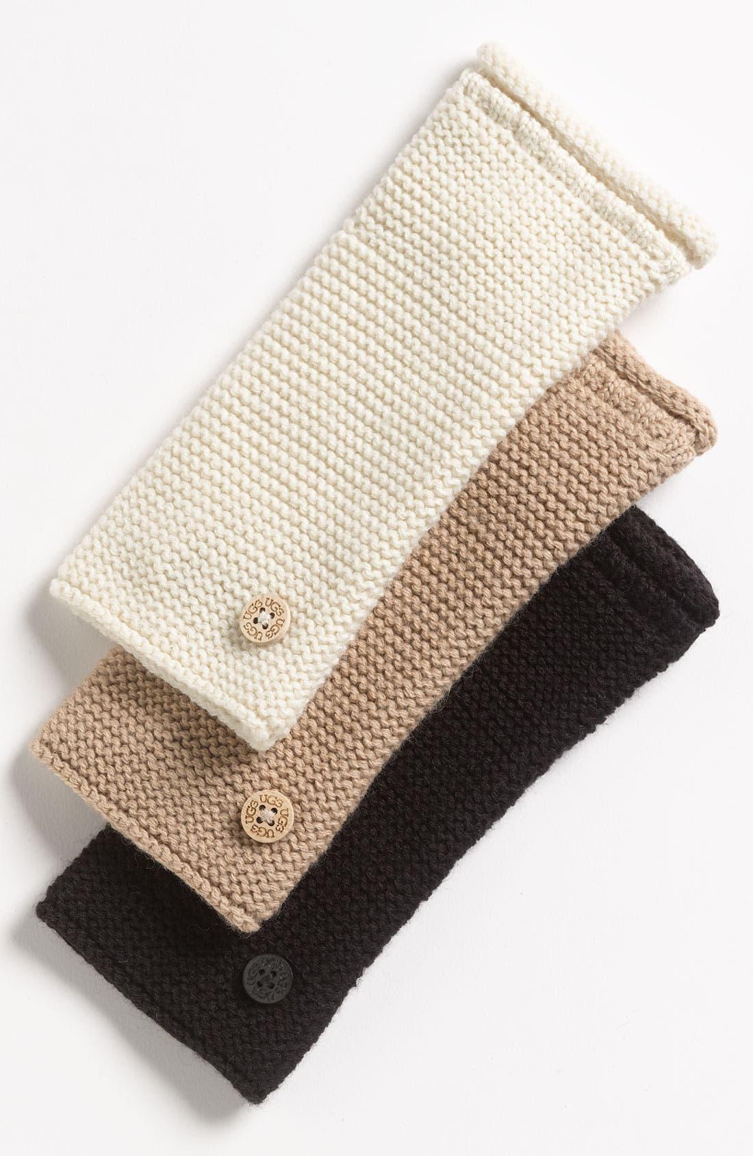 Alternate Image 1 Selected - UGG® Australia 'Great Jones' Fingerless Gloves