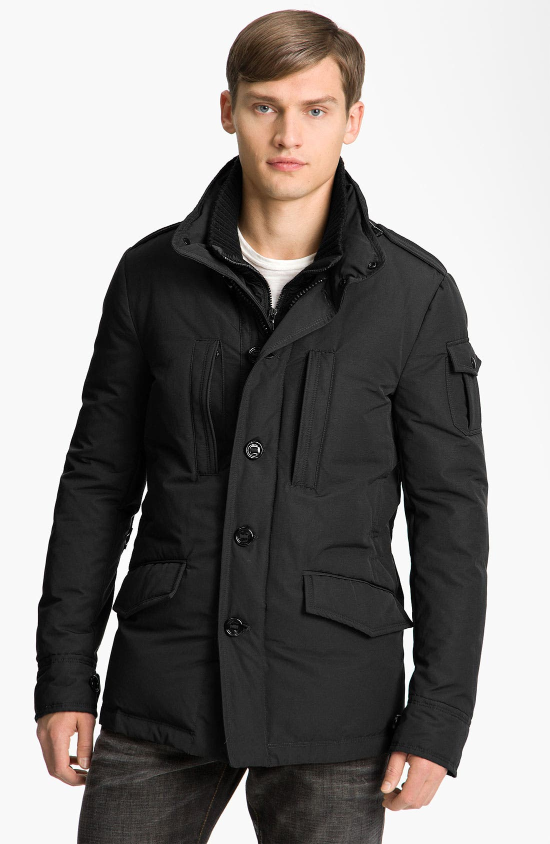 Alternate Image 1 Selected - Moncler 'Triomphe' Jacket