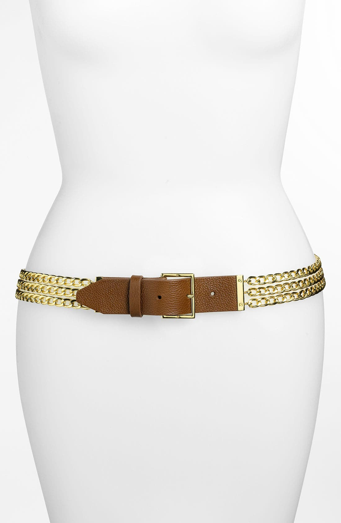 Alternate Image 1 Selected - Tory Burch Chain Belt