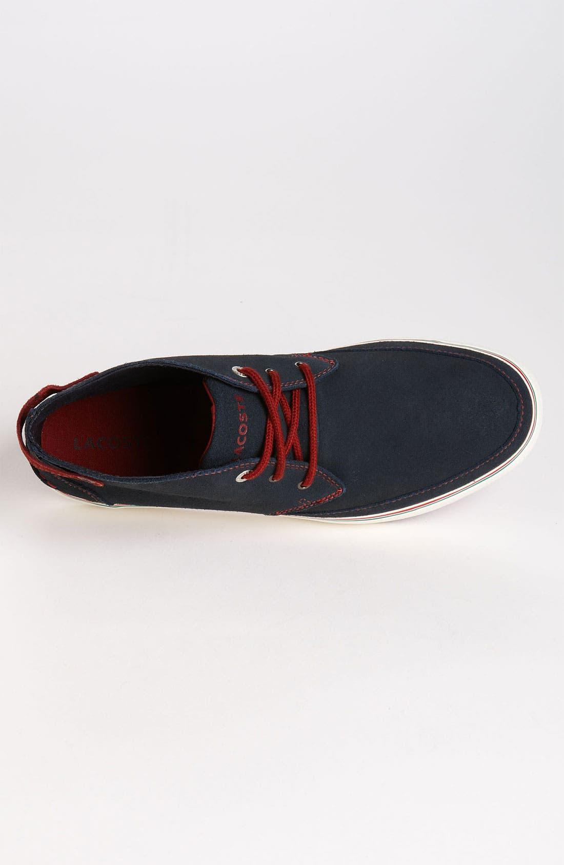 Alternate Image 3  - Lacoste 'Clavel AP' Sneaker