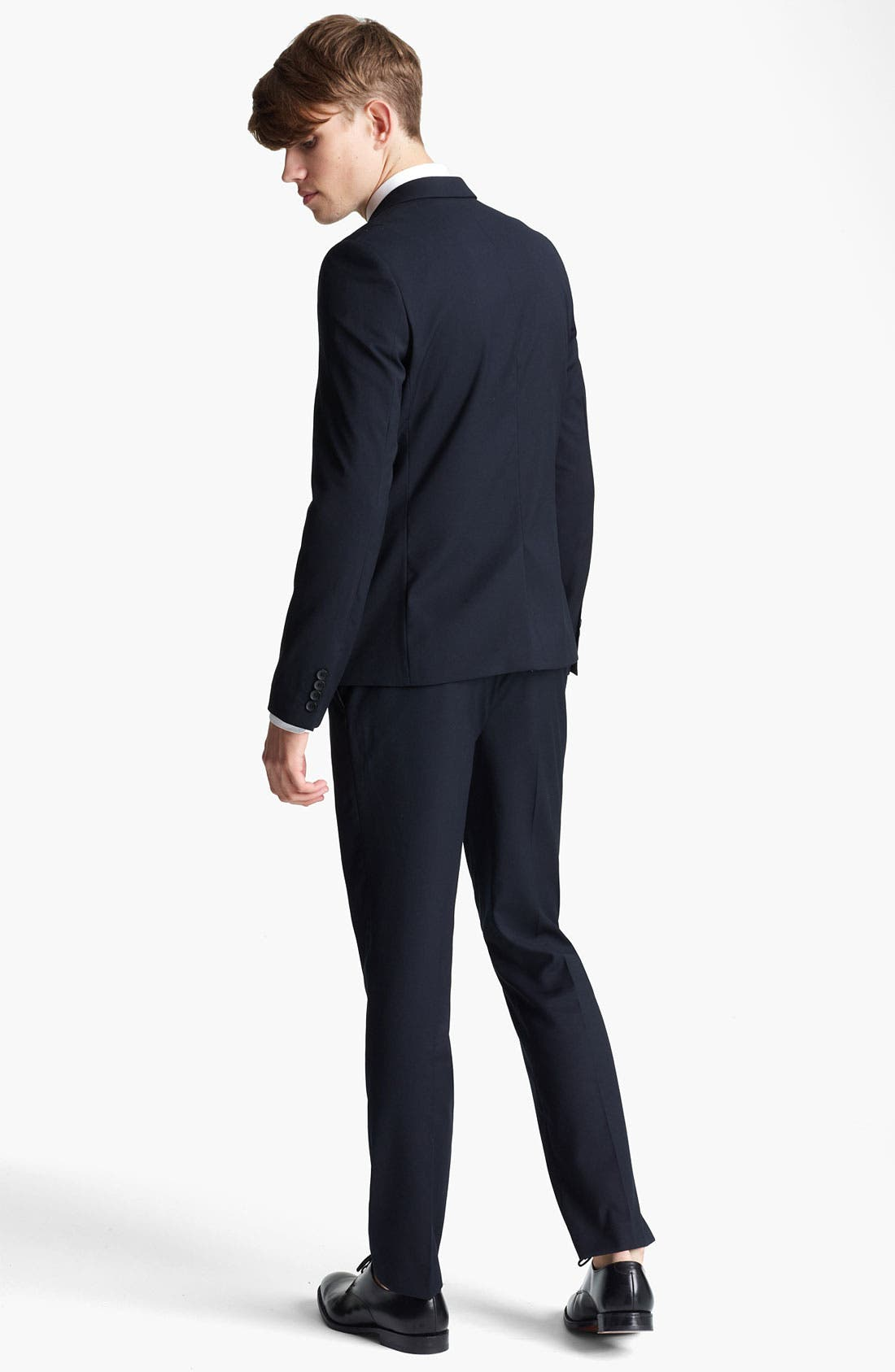 Alternate Image 5  - Topman Skinny Blazer