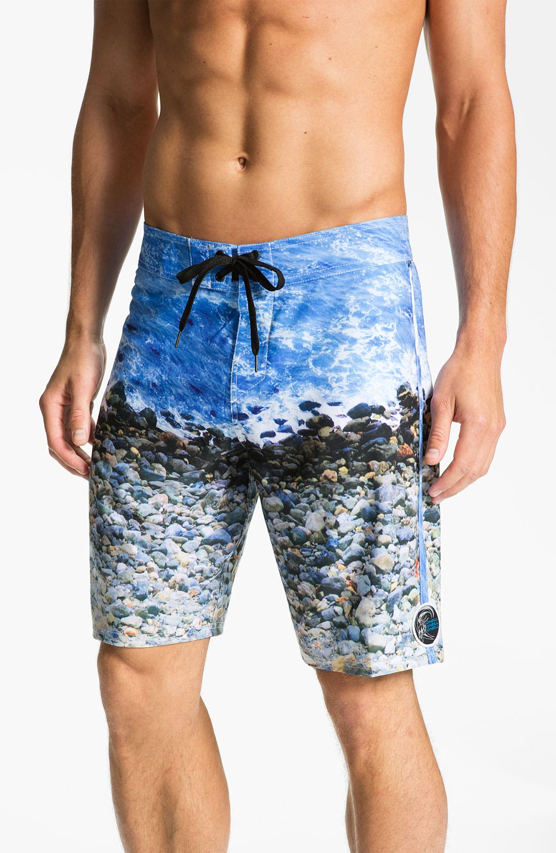 Alternate Image 1 Selected - O'Neill 'Wildlife' Board Shorts