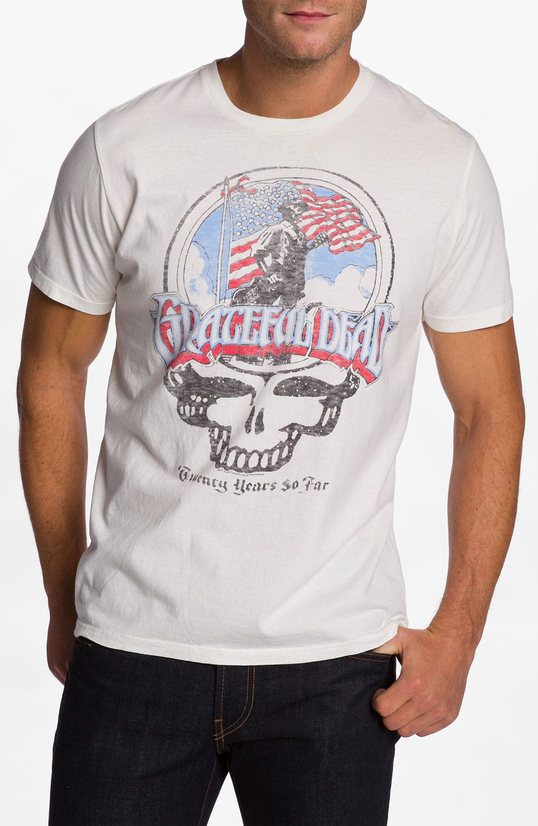 Alternate Image 1 Selected - Junk Food 'Grateful Dead' Graphic T-Shirt
