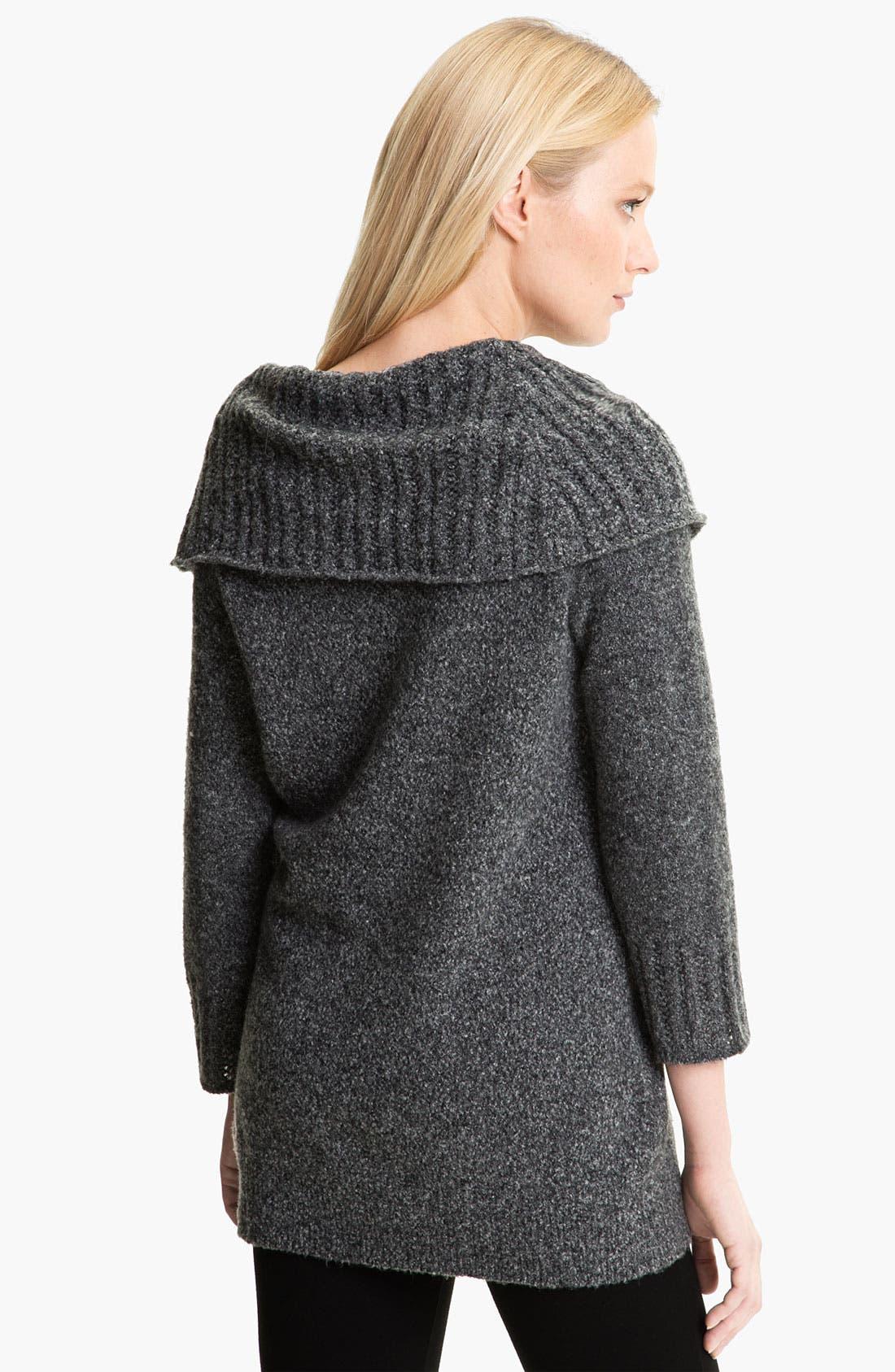 Alternate Image 2  - Amber Sun Bouclé Sweater