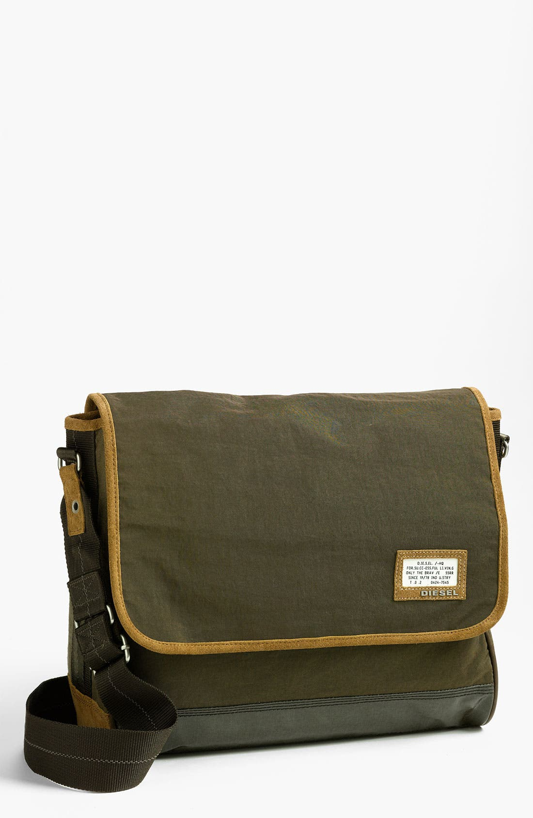 Alternate Image 1 Selected - DIESEL® 'T-Ten Rush' Cross Body Messenger Bag