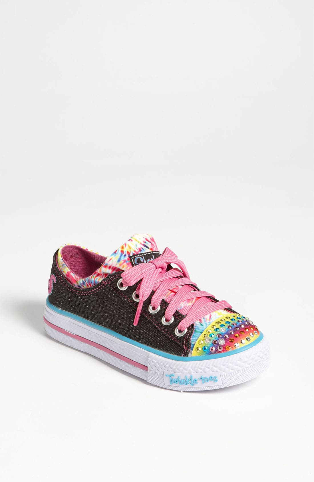 Main Image - SKECHERS 'Shuffle Ups - Much Love' Sneaker (Toddler & Little Kid)