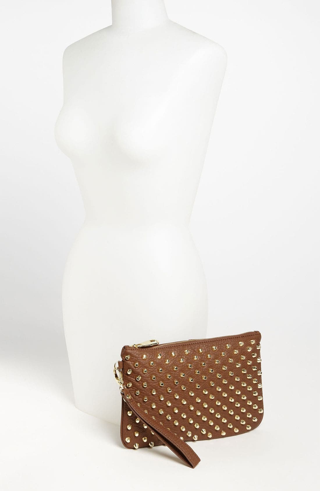 Alternate Image 2  - Steve Madden 'Stud Love - Small' Clutch