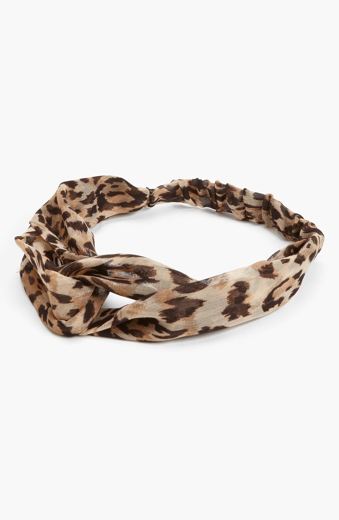 Alternate Image 1 Selected - Carole Print Twist Front Headband