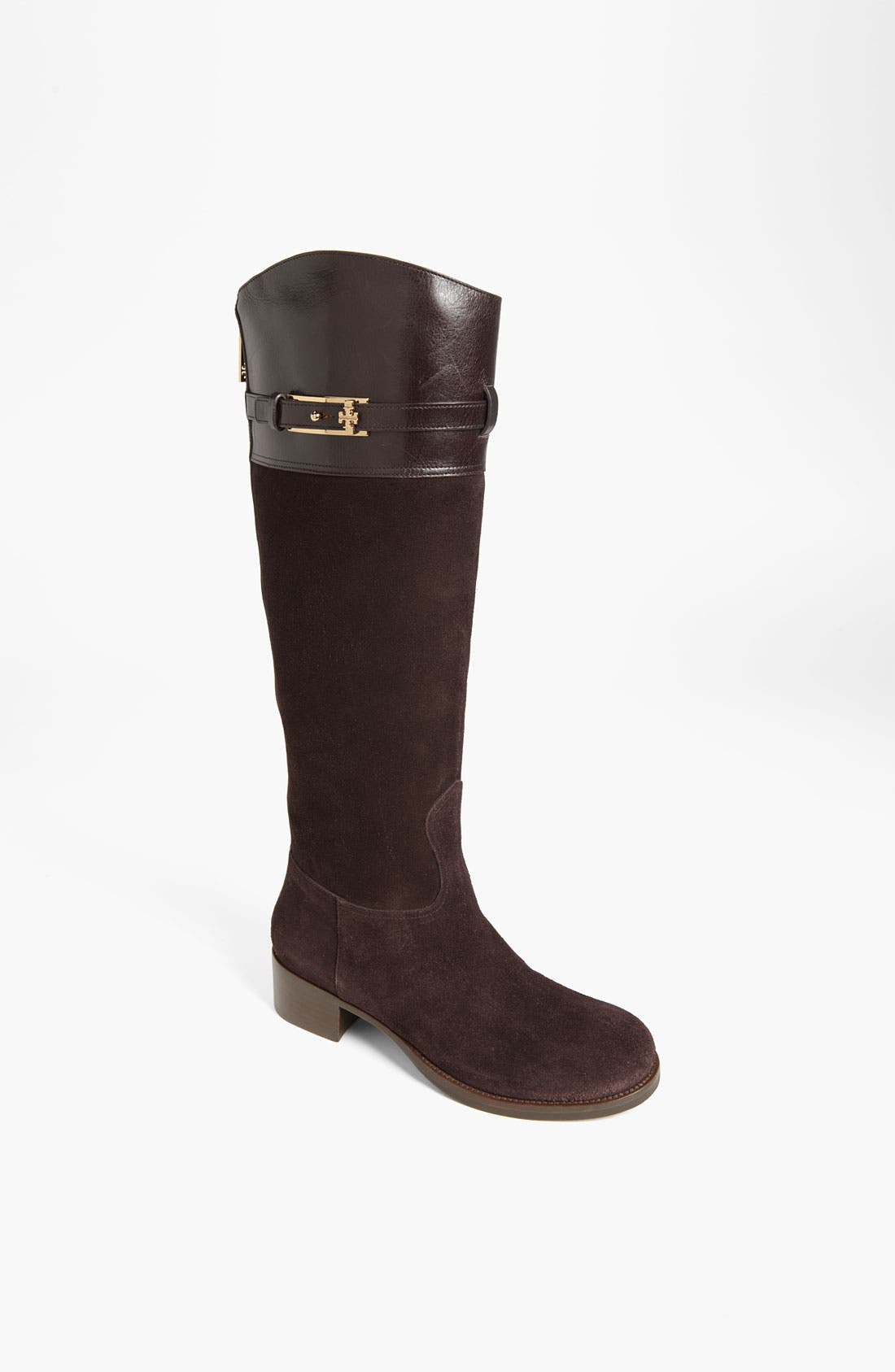 Main Image - Tory Burch 'Jenna' Riding Boot (Nordstrom Exclusive)