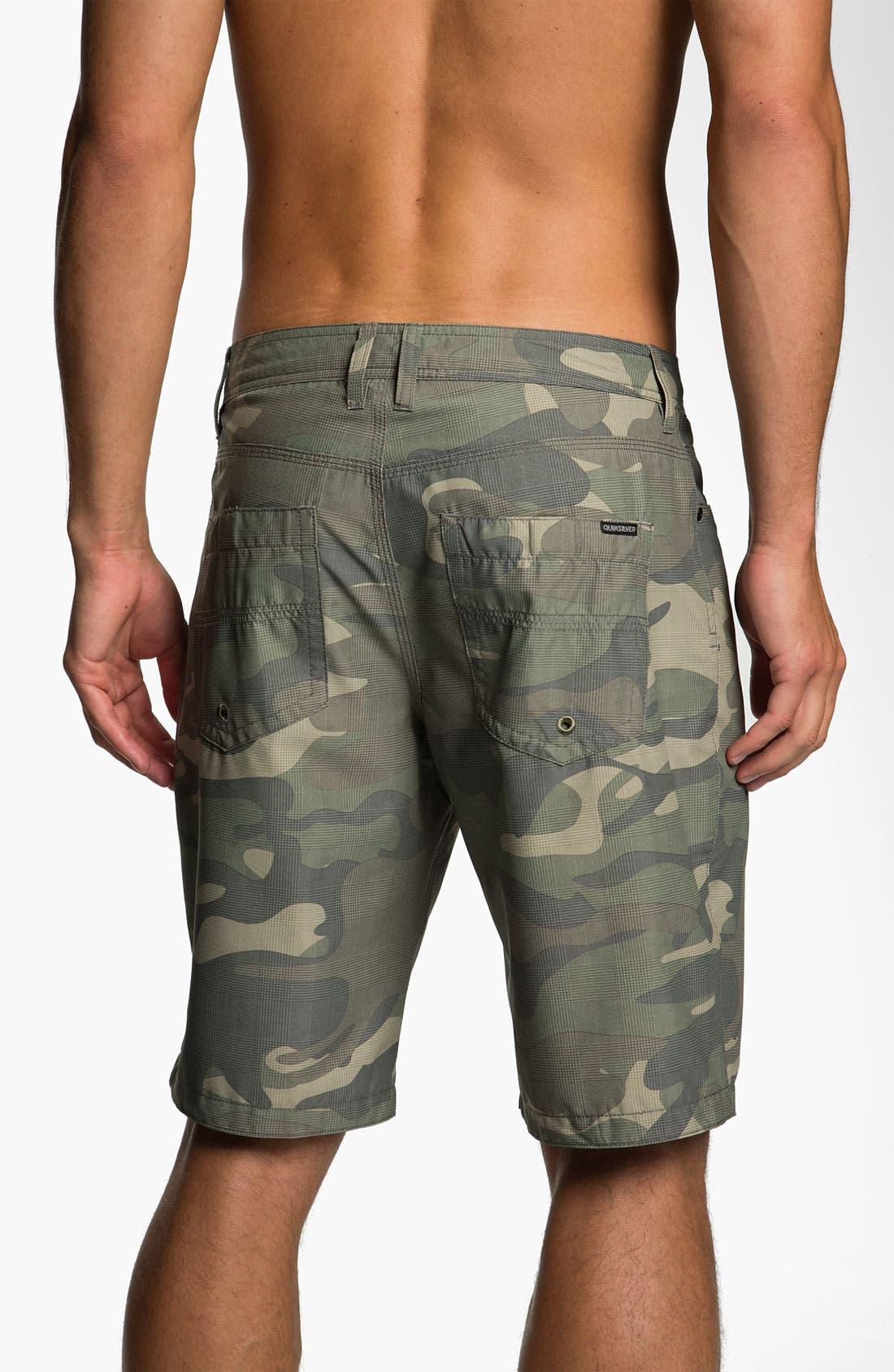 Alternate Image 2  - Quiksilver 'Kickdrum' Shorts