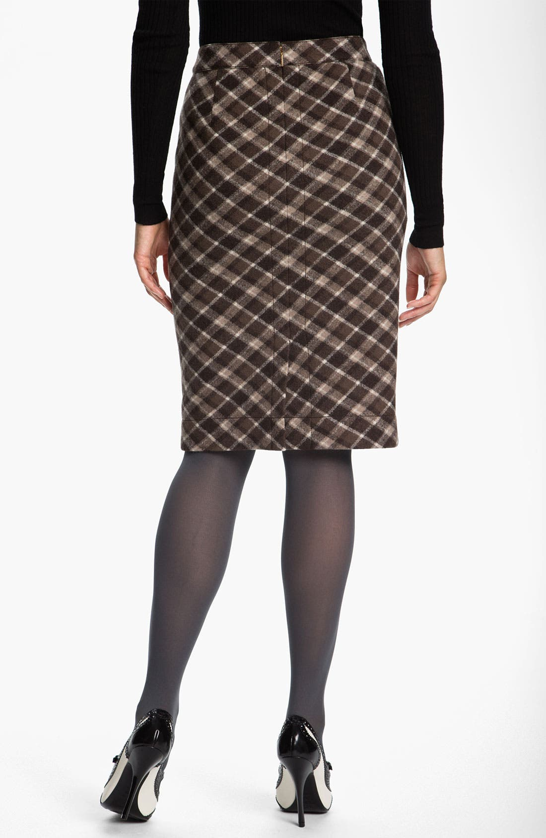 Alternate Image 2  - Tory Burch 'Hawthorne' Pencil Skirt (Online Exclusive)