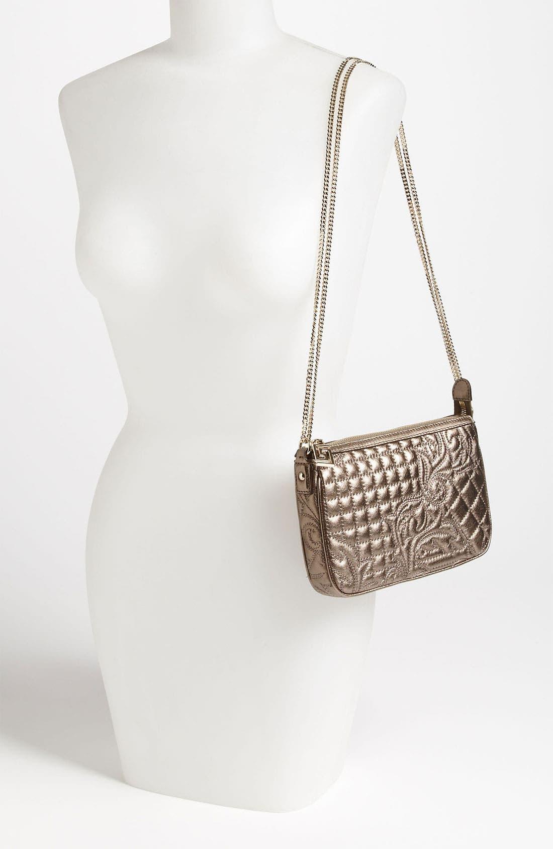 Alternate Image 2  - Versace 'Vanitas' Leather Crossbody Pouchette