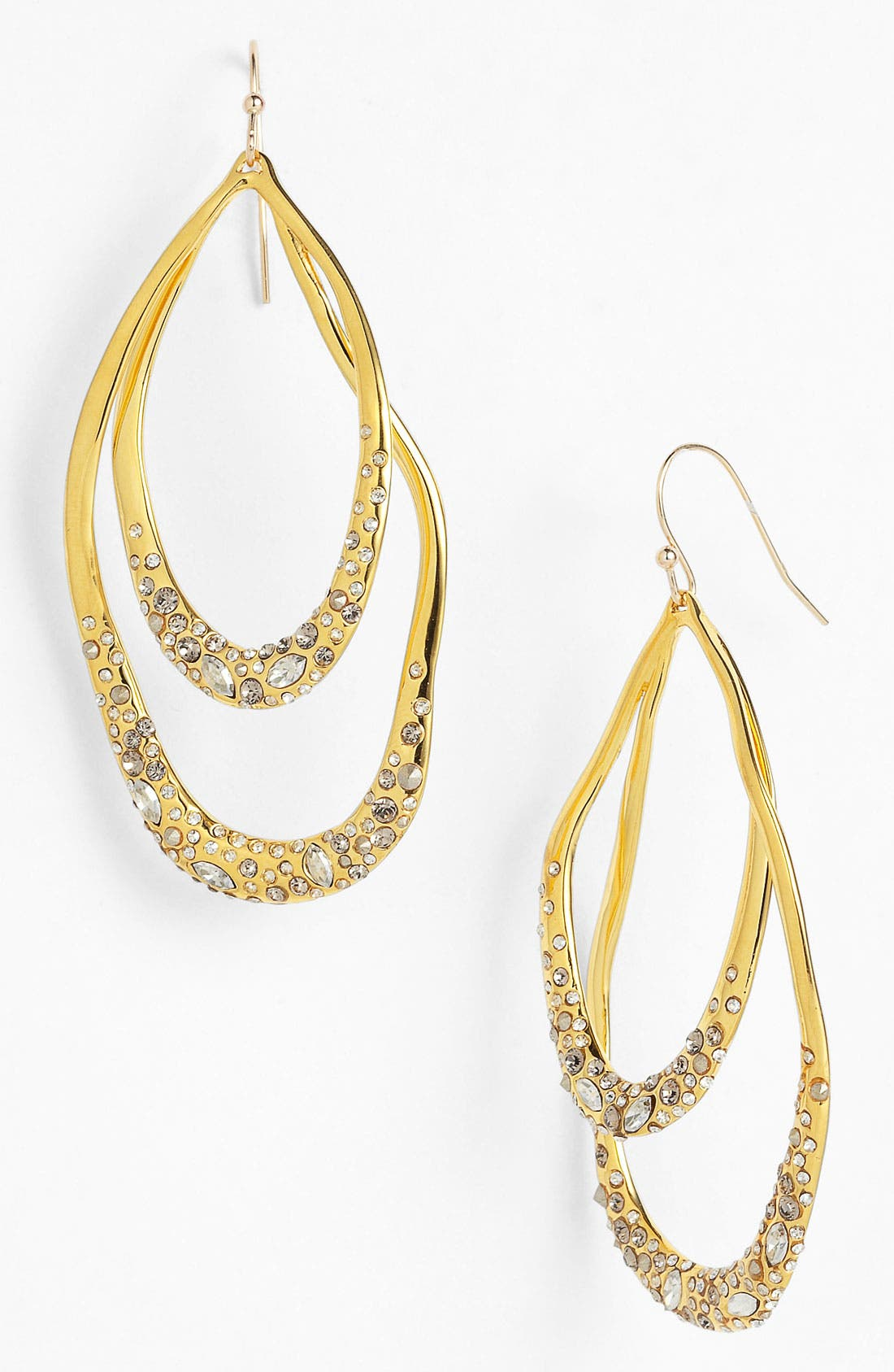 Main Image - Alexis Bittar 'Miss Havisham - Orbiting' Teardrop Earrings