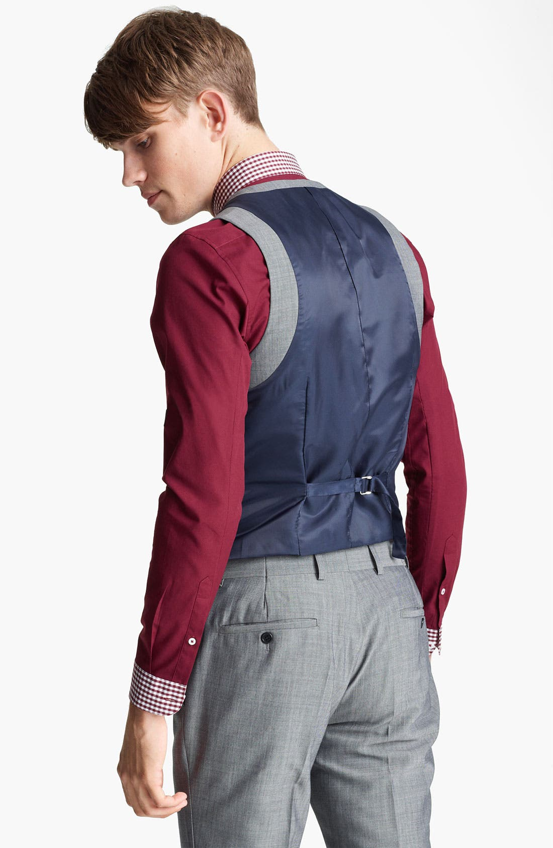Alternate Image 2  - Topman Waistcoat