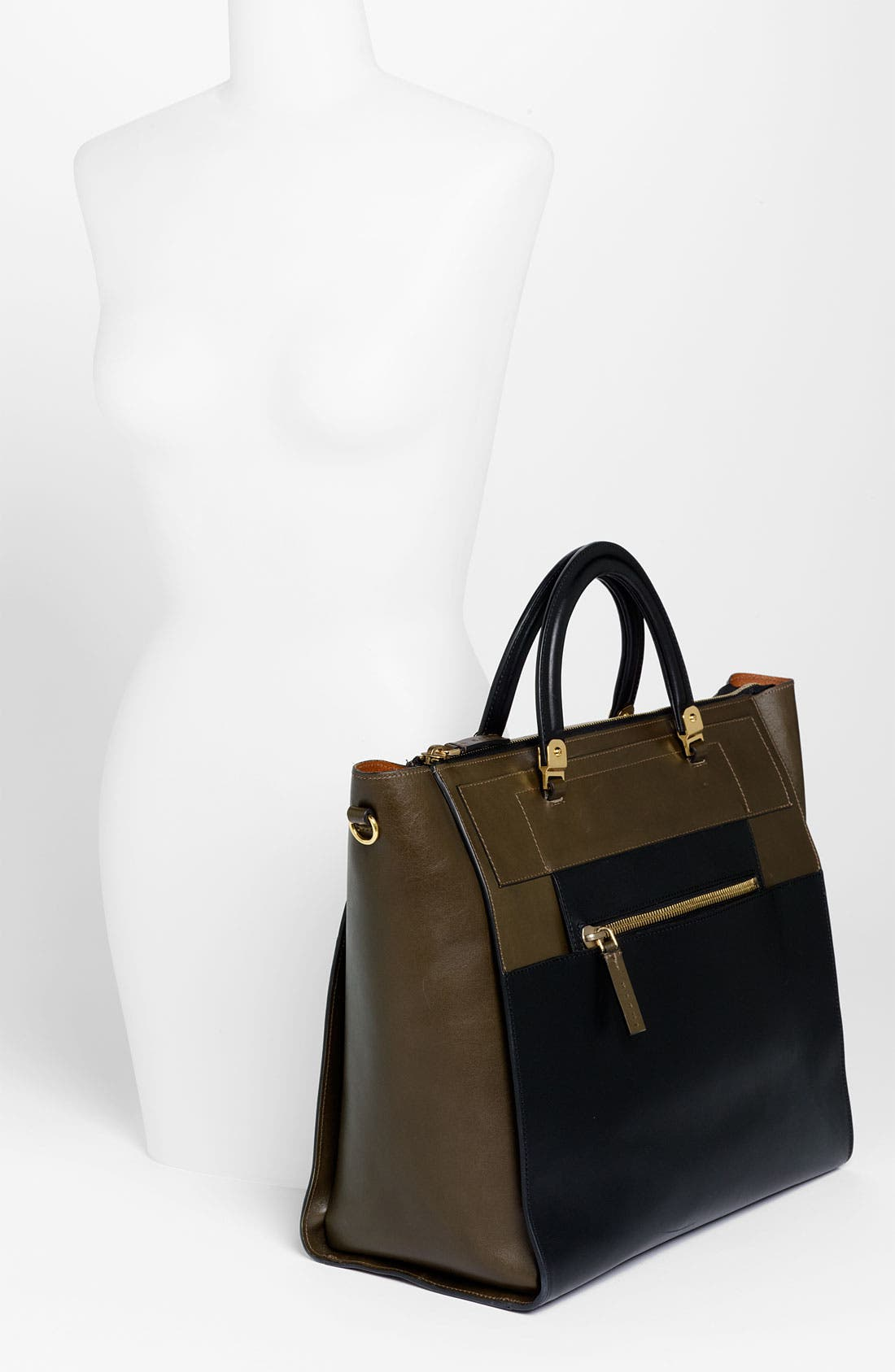 Alternate Image 2  - Marni 'Large' Leather Tote