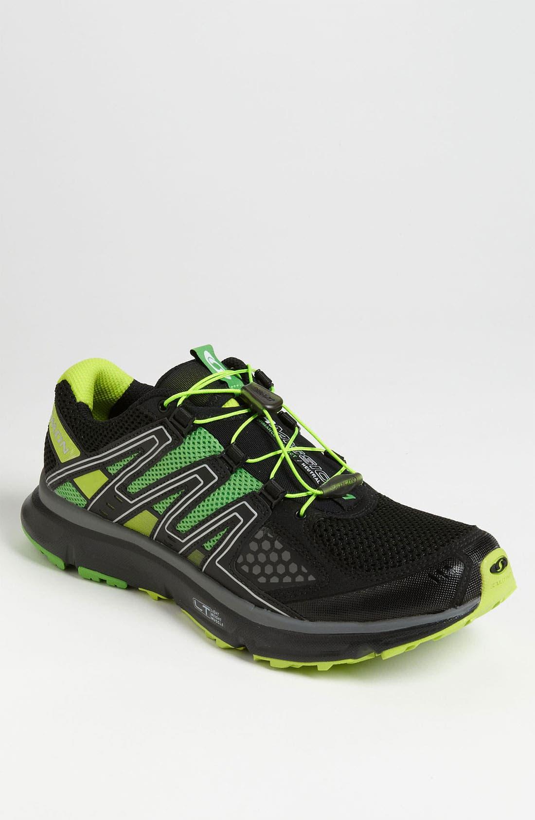 Alternate Image 1 Selected - Salomon 'XR Mission' Trail Running Shoe (Men)