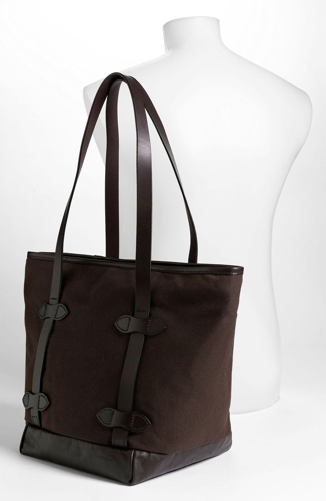 Alternate Image 4  - Filson Twill Tote Bag