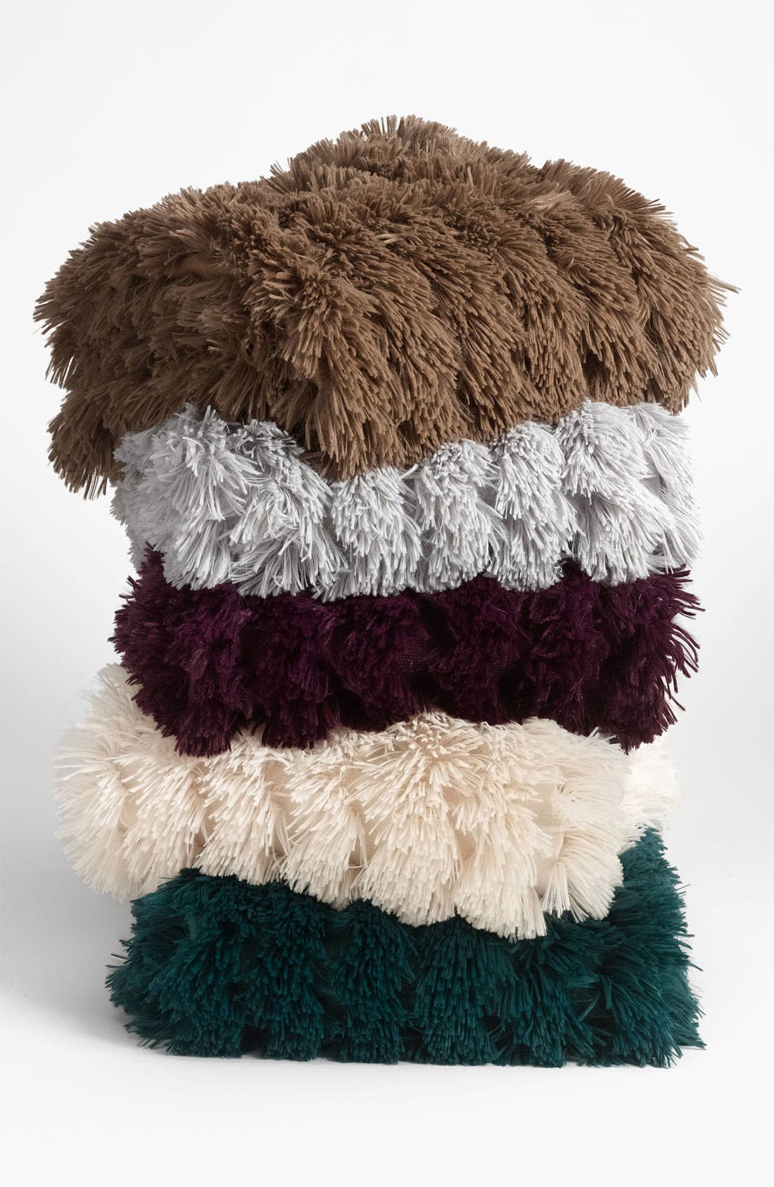 Alternate Image 1 Selected - Spencer N. Home 'Pompom' Throw