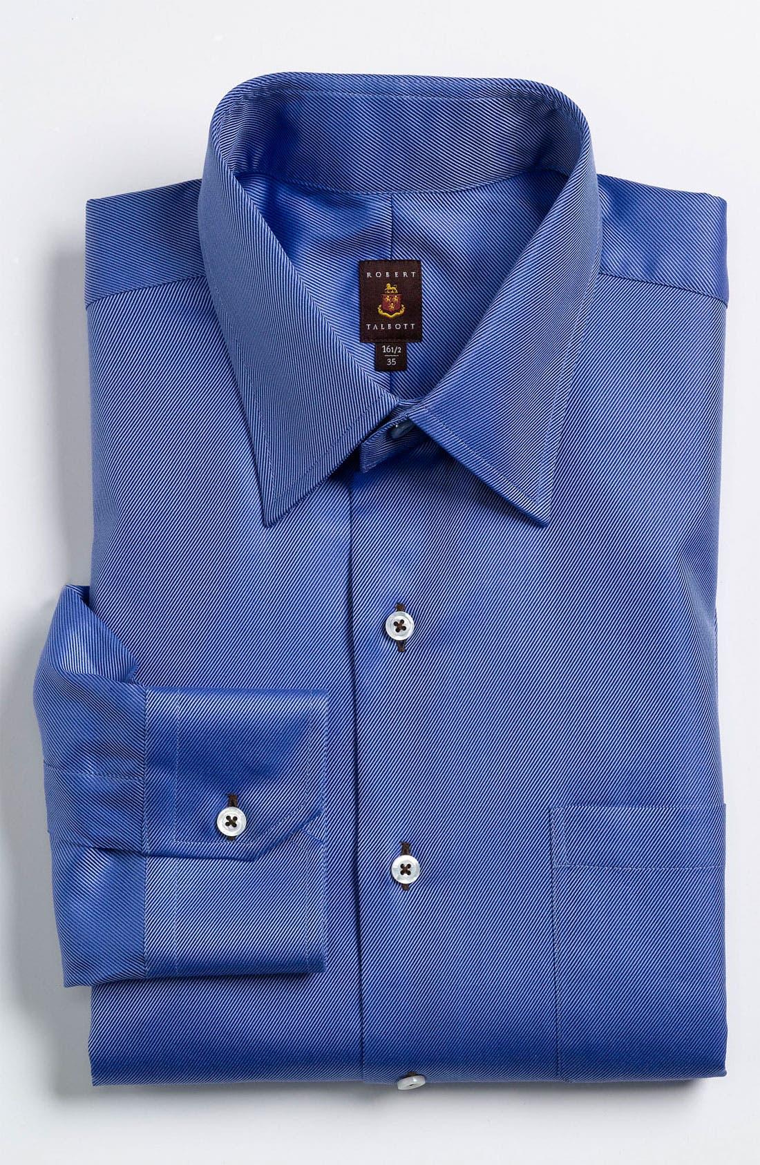 Main Image - Robert Talbott Classic Fit Dress Shirt (Online Only)