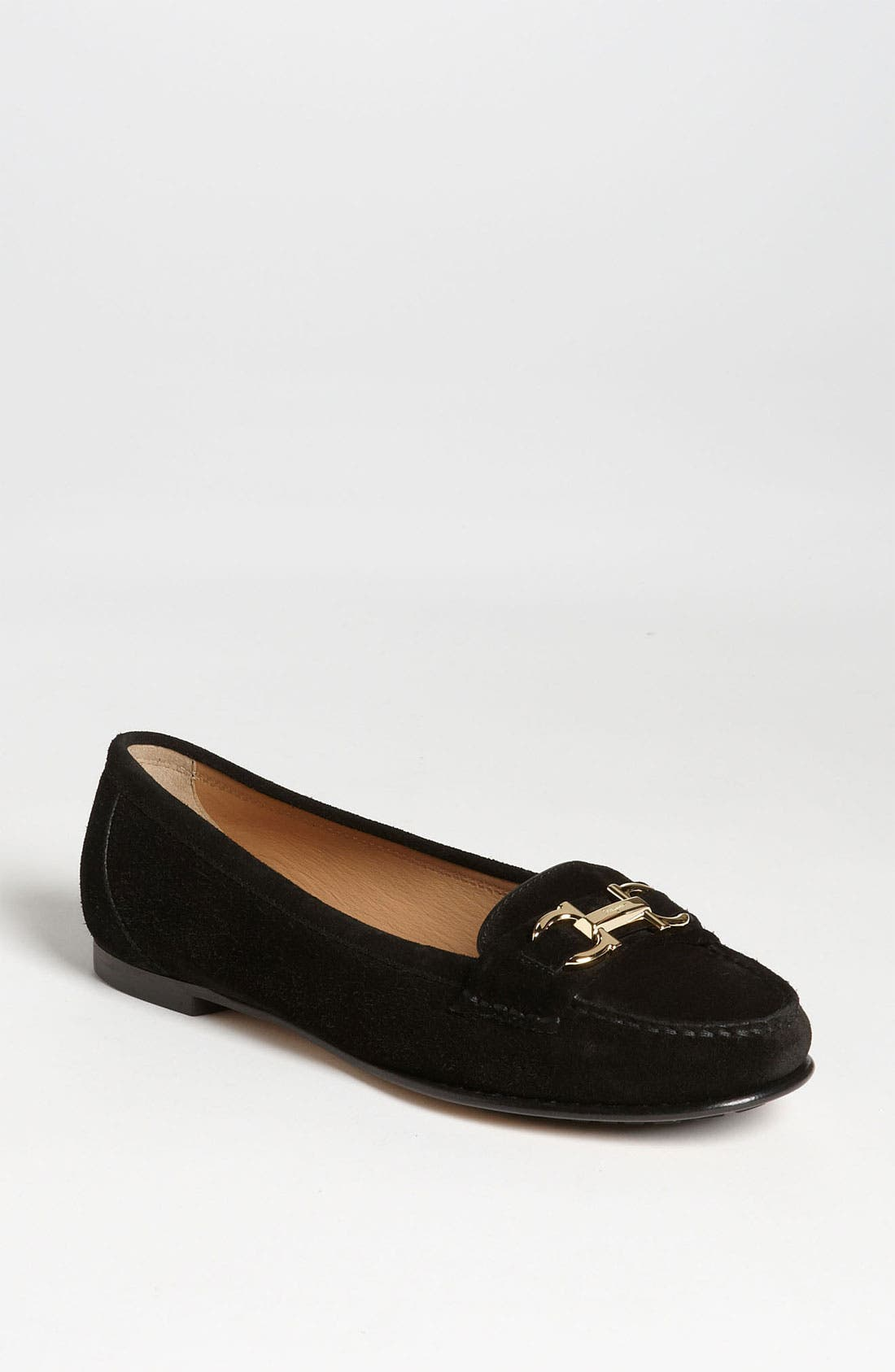 Alternate Image 1 Selected - Salvatore Ferragamo 'Taiga' Loafer
