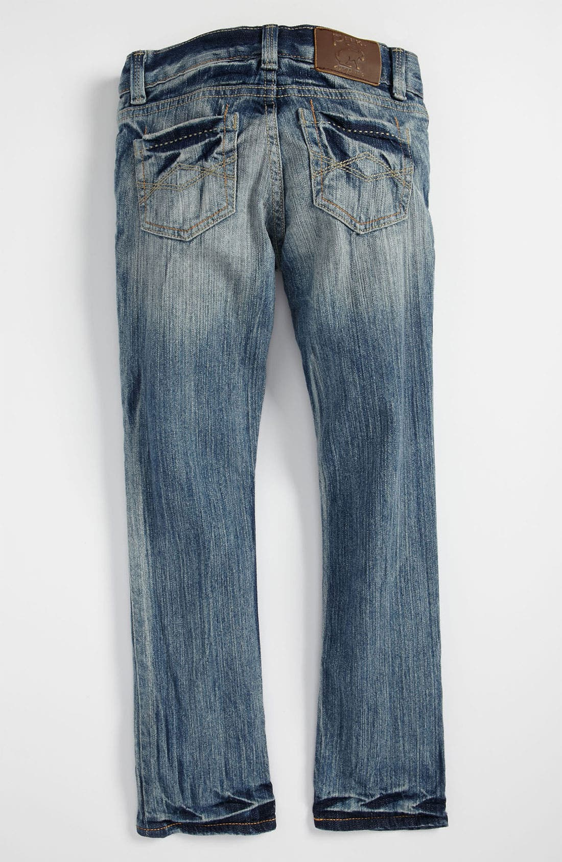 Alternate Image 1 Selected - Peek 'Audrey' Jeans (Toddler Girls, Little Girls & Big Girls)