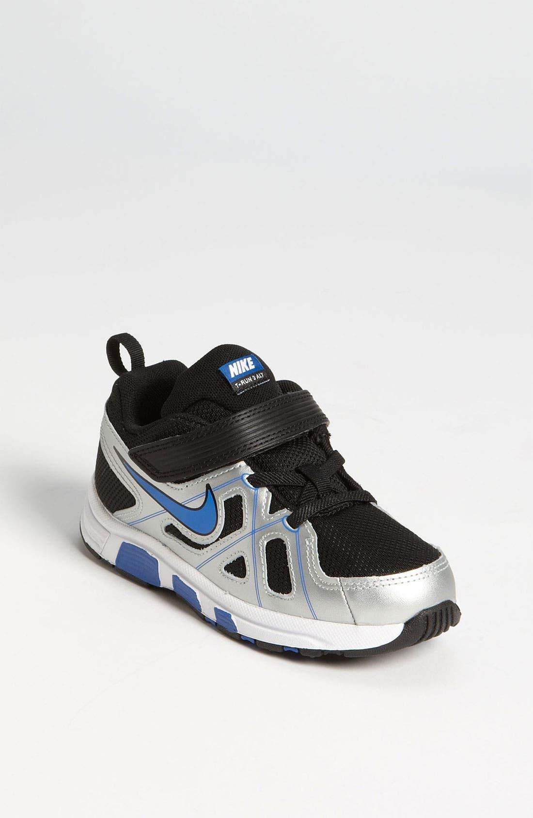 Alternate Image 1 Selected - Nike 'T-Run 3 Alt' Running Shoe (Baby, Walker & Toddler) (Special Purchase)