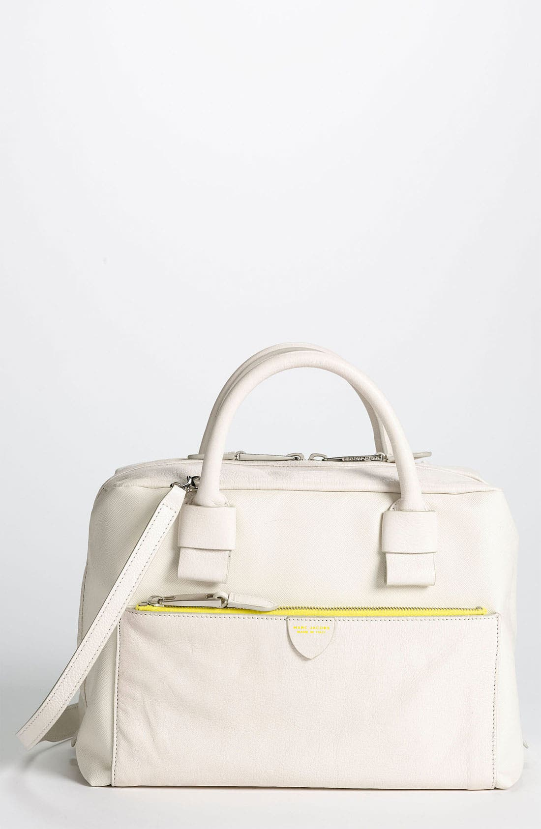 Main Image - MARC JACOBS 'Small Antonia' Leather Satchel