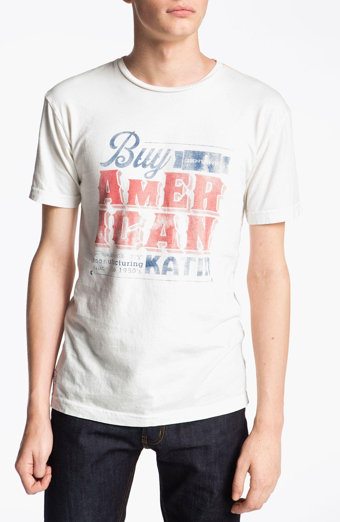 Alternate Image 1 Selected - Katin 'Support' T-Shirt