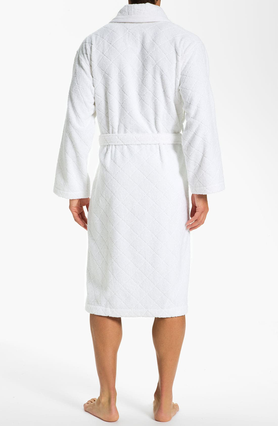 Alternate Image 2  - Daniel Buchler 'Hydro' Turkish Terry Cotton Robe