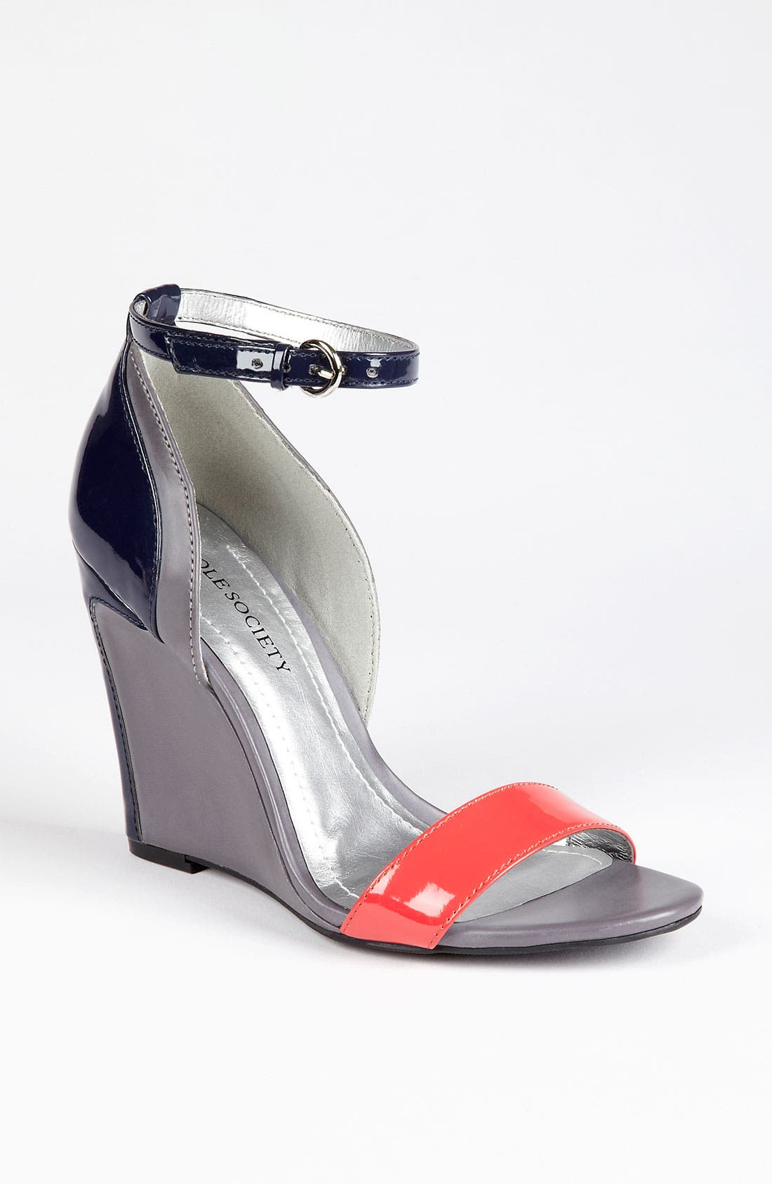 Main Image - Sole Society 'Gabriella' Wedge  (Online Exclusive)