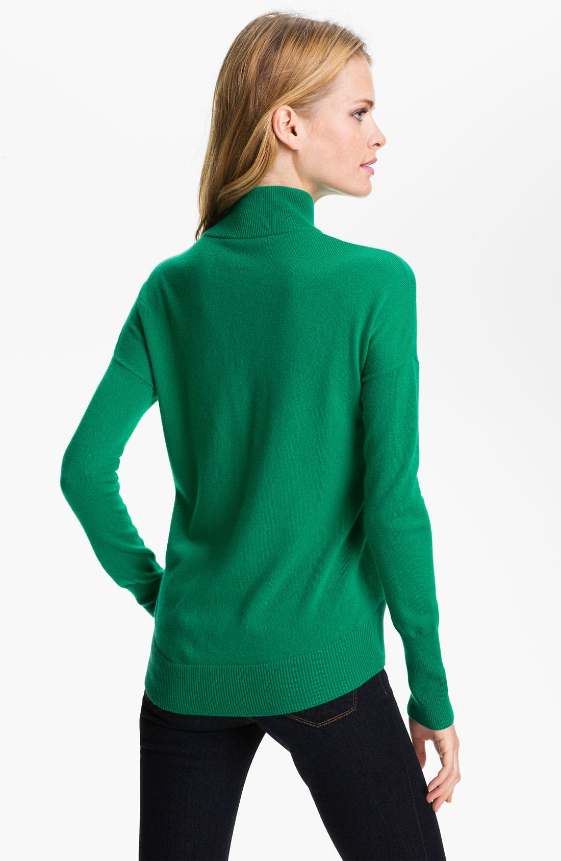 Alternate Image 2  - Theory 'Sutton B.' Cashmere Sweater (Online Exclusive)