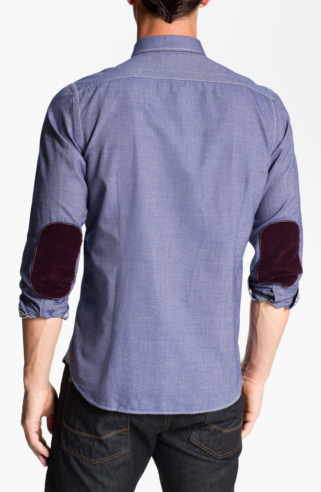 Alternate Image 2  - Ted Baker London 'Questo' Sport Shirt