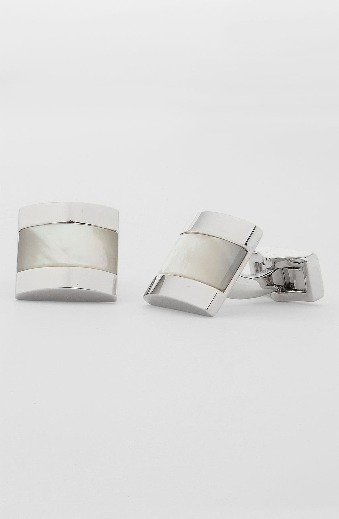 Main Image - Canali 'Classic Collection' Cuff Links