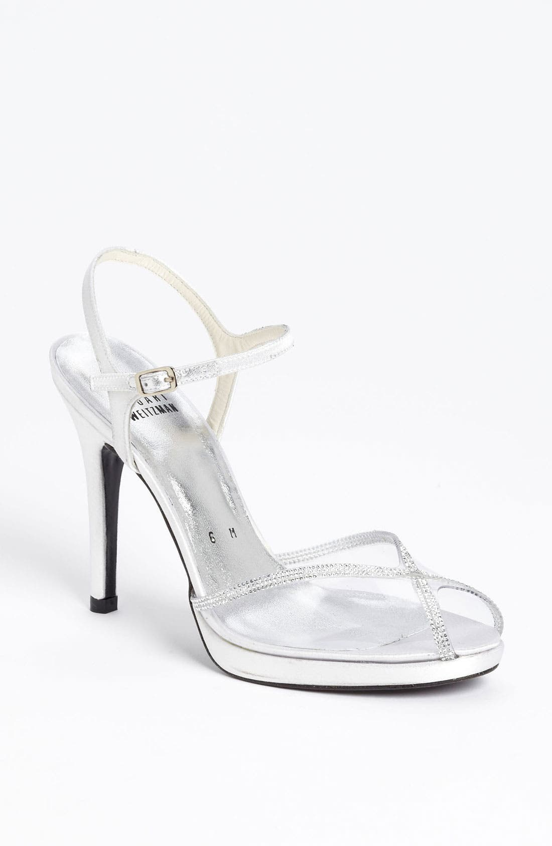 Alternate Image 1 Selected - Stuart Weitzman 'Clarinet' Sandal