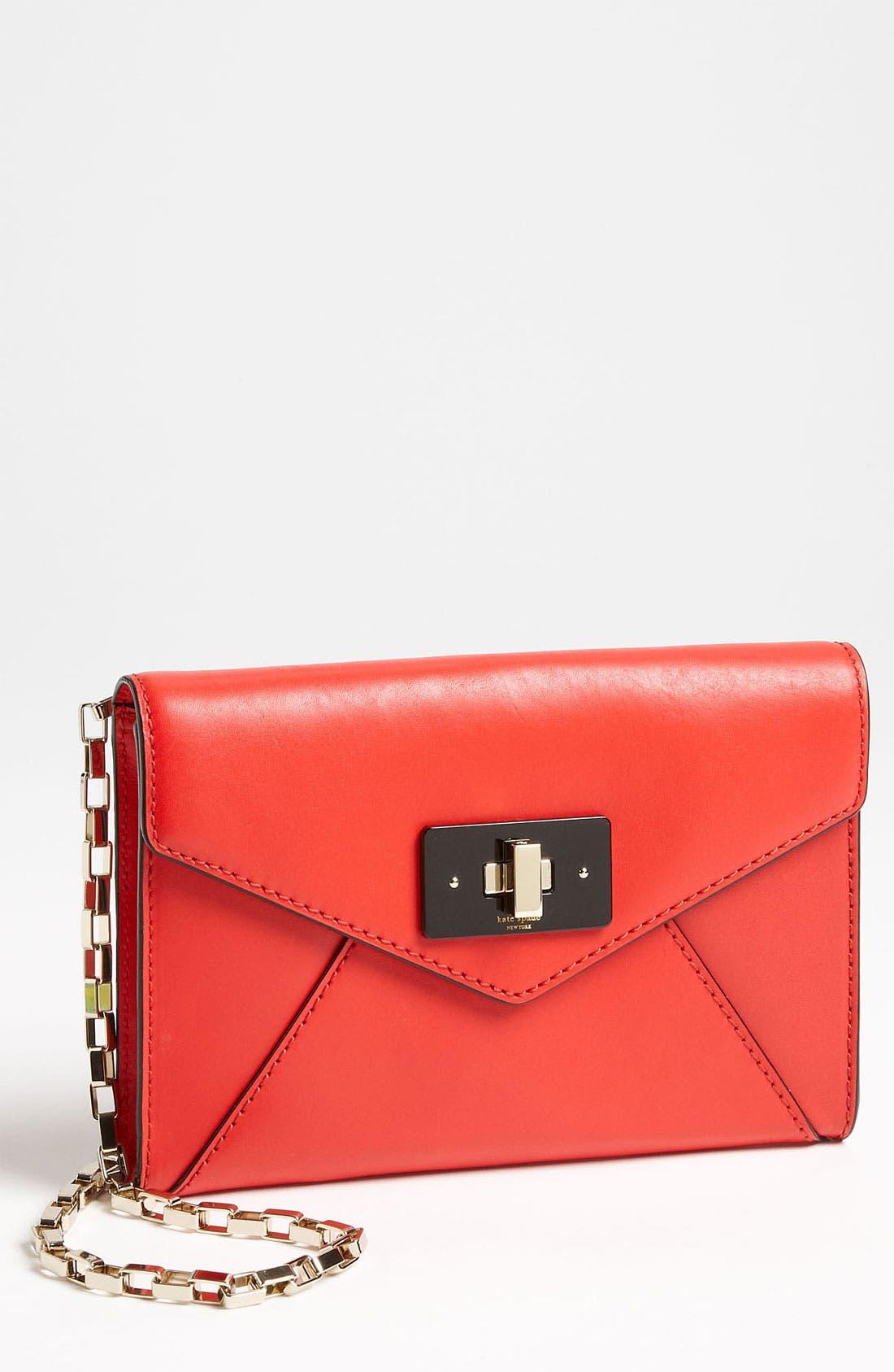 Main Image - kate spade new york 'post street - sonia' crossbody bag
