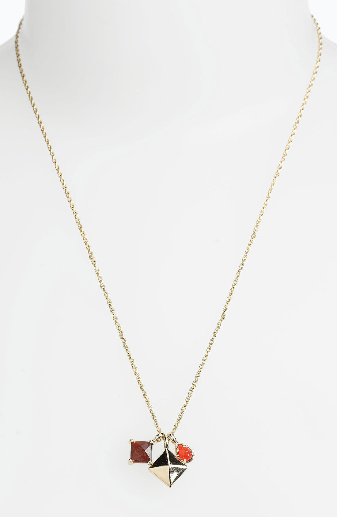 Alternate Image 1 Selected - Kendra Scott 'Sira' Pendant Necklace